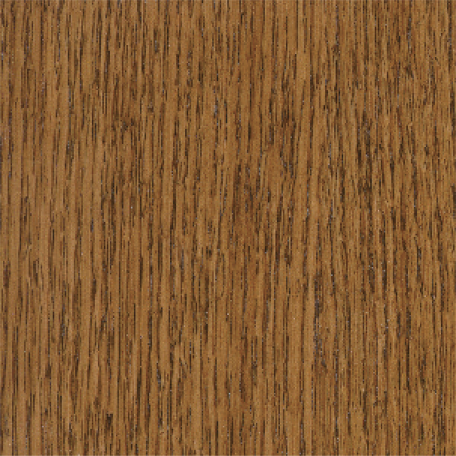 English Finish on Oak