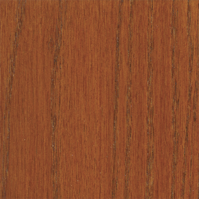 Light Cherry Finish on Oak