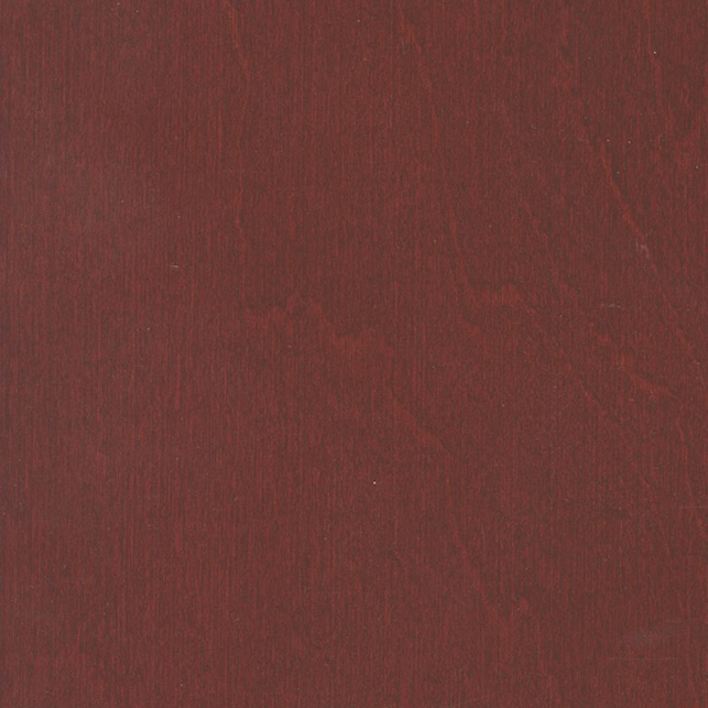 Mahogany Finish on Maple