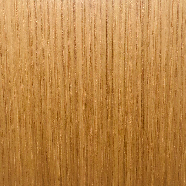 Natural Finish on White Oak